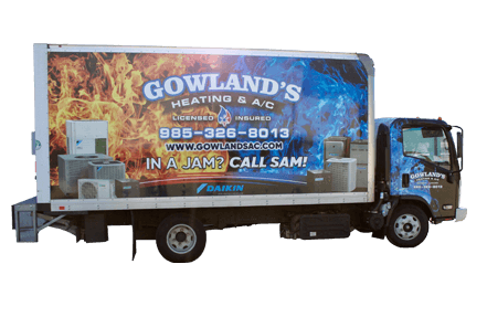 Gowland's Truck