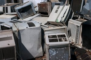 Air-conditioner-recycling
